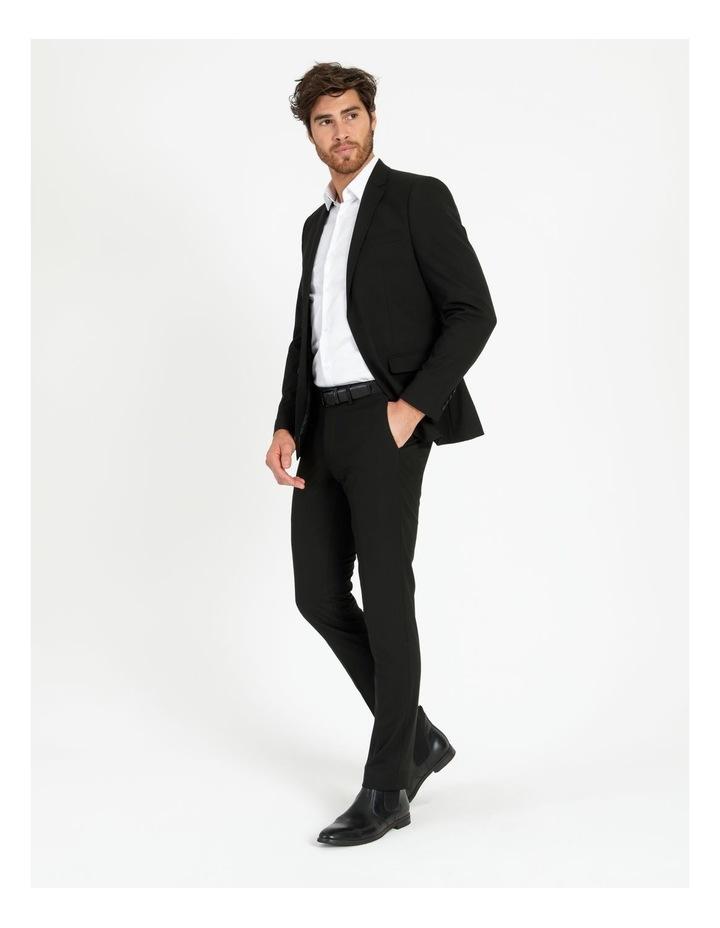Performance Suit Trouser Black image 1