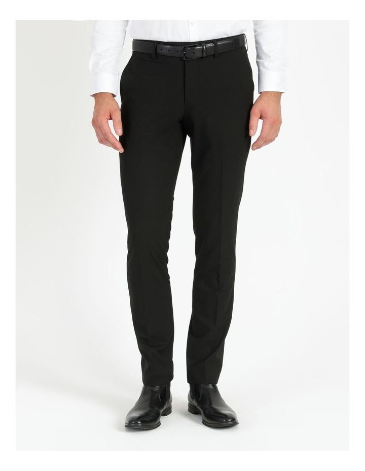 Performance Suit Trouser Black image 2