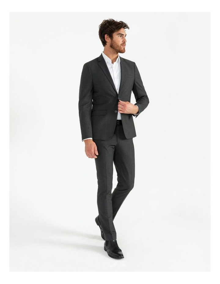 Performance Suit Jacket Grey image 2