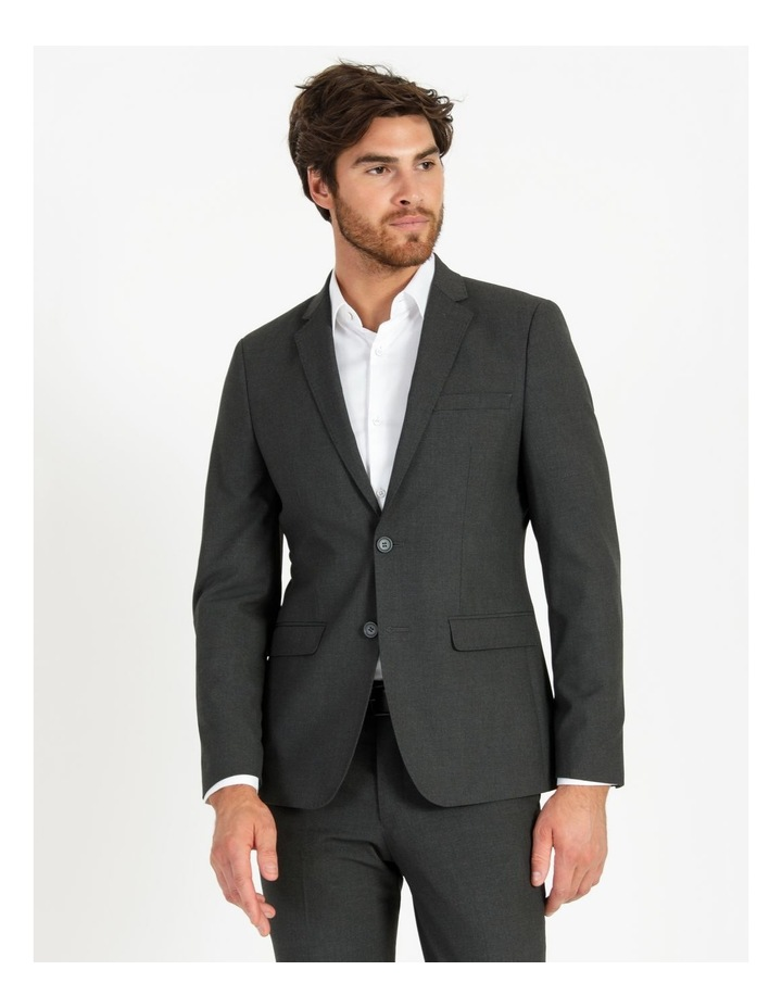 Performance Suit Jacket Grey image 3