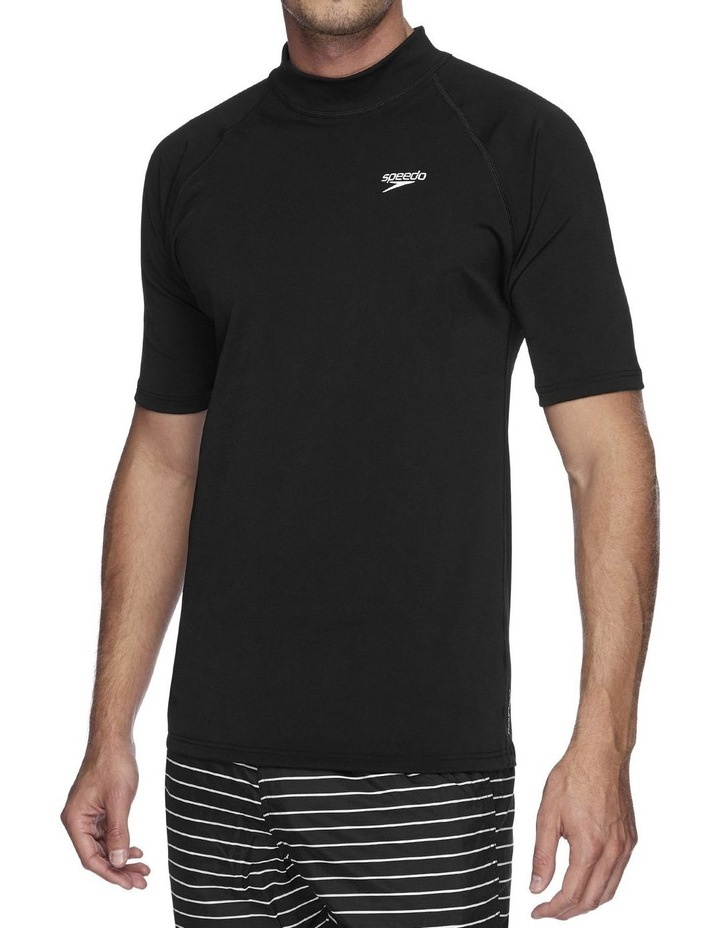 Mens Relaxed Short Sleeve Sun Top image 1