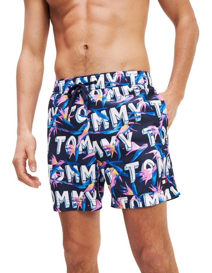 Tommy Tropic Print Swimshort image 3