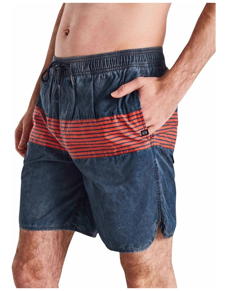 Vintage Stripe Panel Boardshort image 3