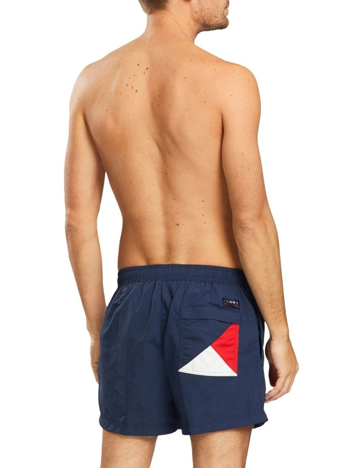 Solid Flag Short Swimshort image 2