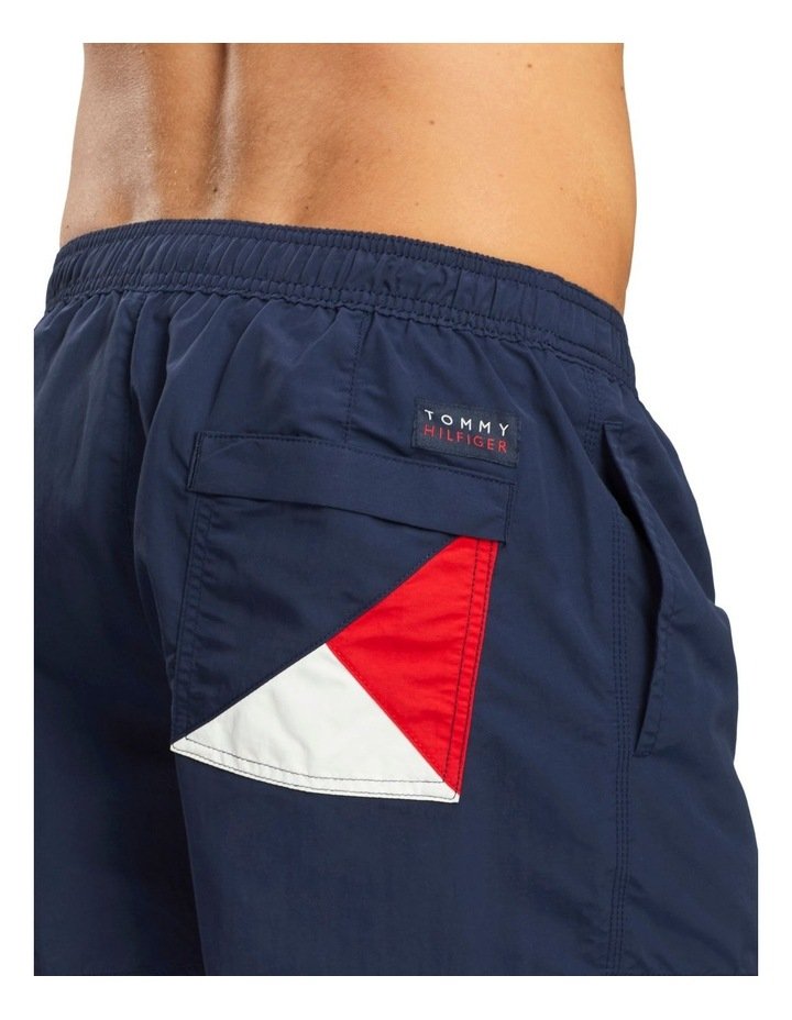 Solid Flag Short Swimshort image 3