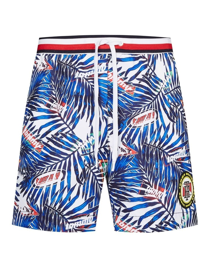 Tommy 85 Swimshort - Palm Tropic image 4