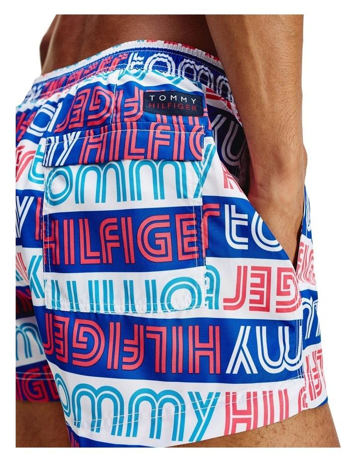 Logo Pop Print Short Swimshort image 3