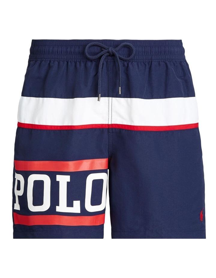 Traveler Nautical Polo Swim Short image 3