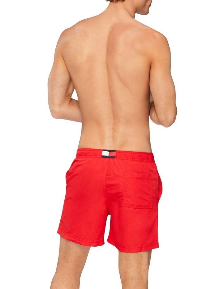Drawstring Slim Fit Swim Shorts image 2