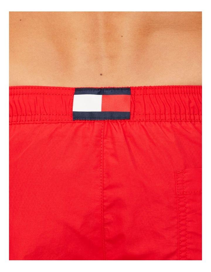 Drawstring Slim Fit Swim Shorts image 3