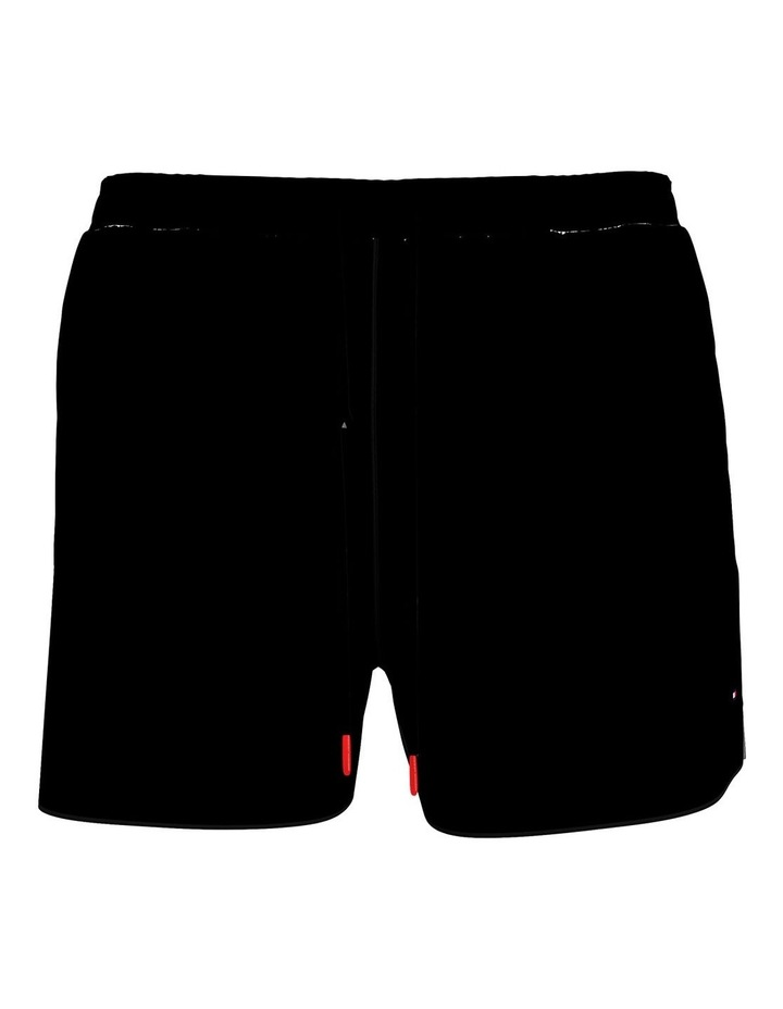 Slim Fit Core Swimshort Black image 1