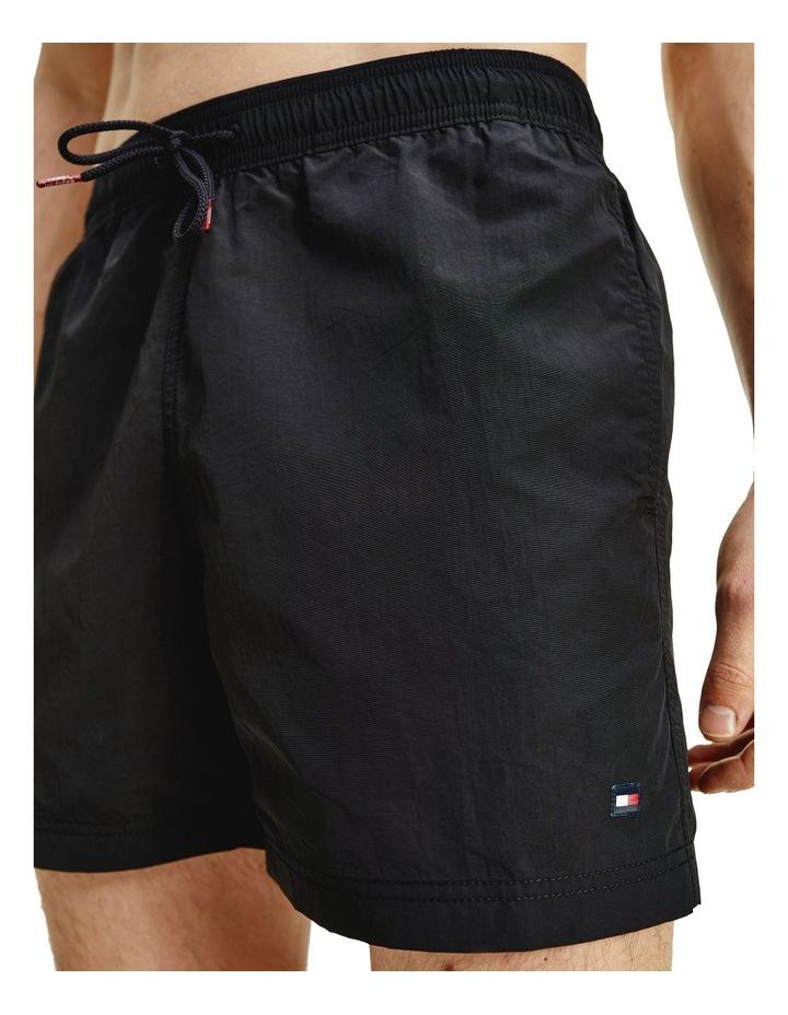 Slim Fit Core Swimshort Black image 2