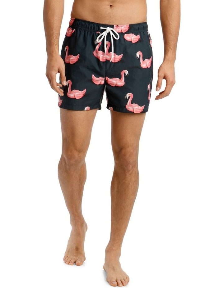 Flaming Flamingo Swim Short image 1