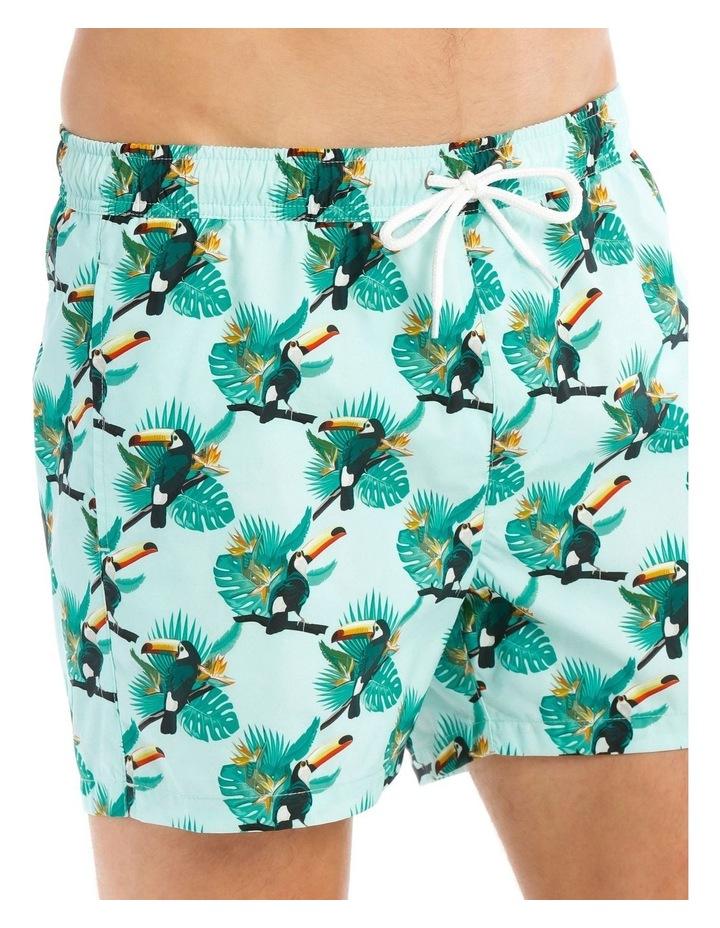 Toucan Bob Swim Short image 3