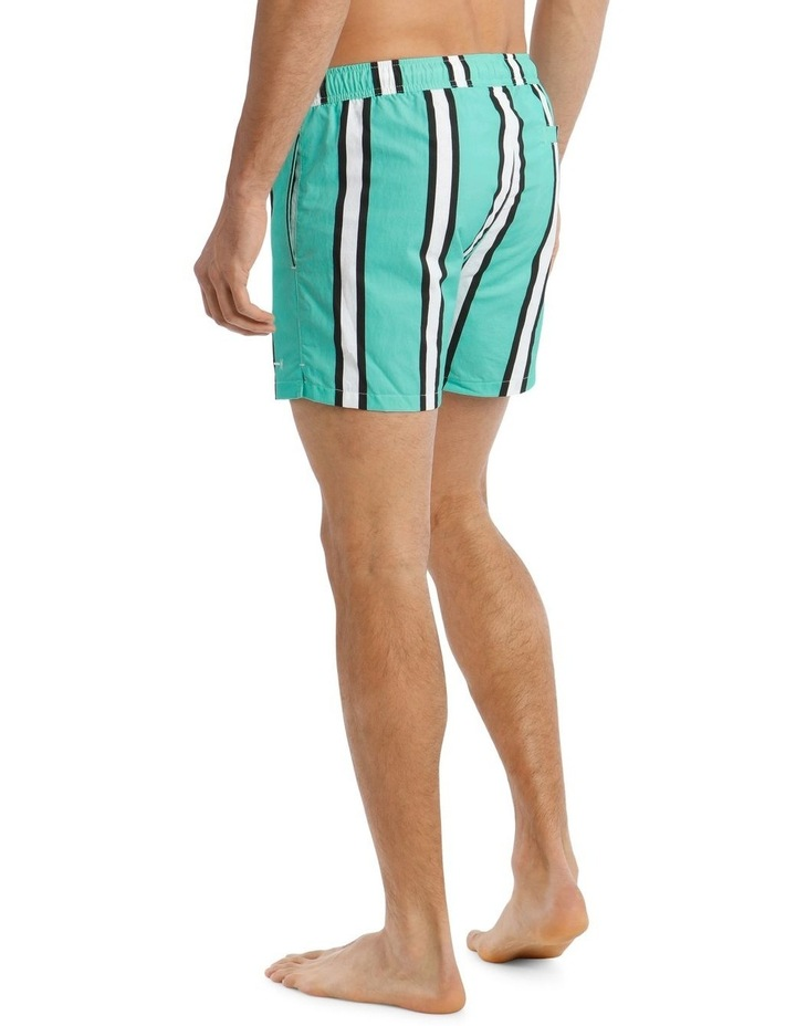 Stripe Swim Short image 2