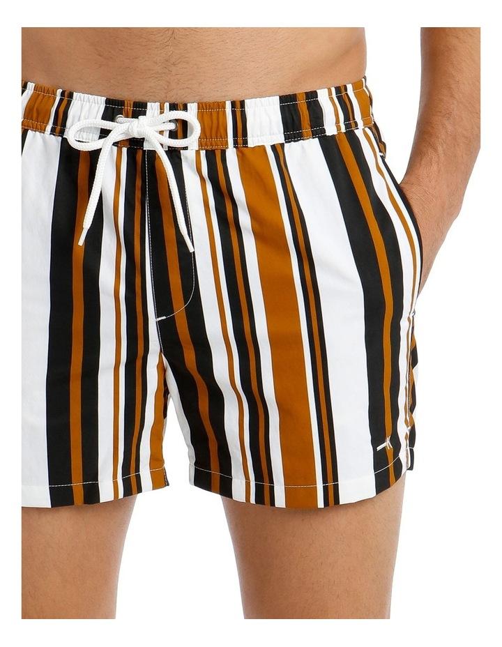 Stripe Swim Short image 3