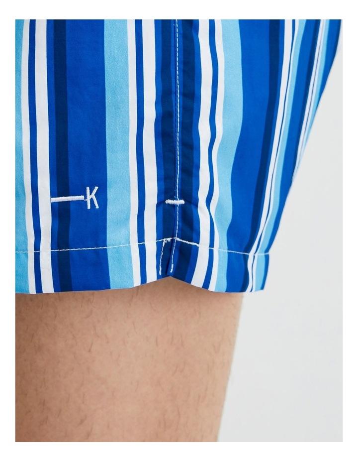 Rhythm & Blues Stripe Swim Short image 3