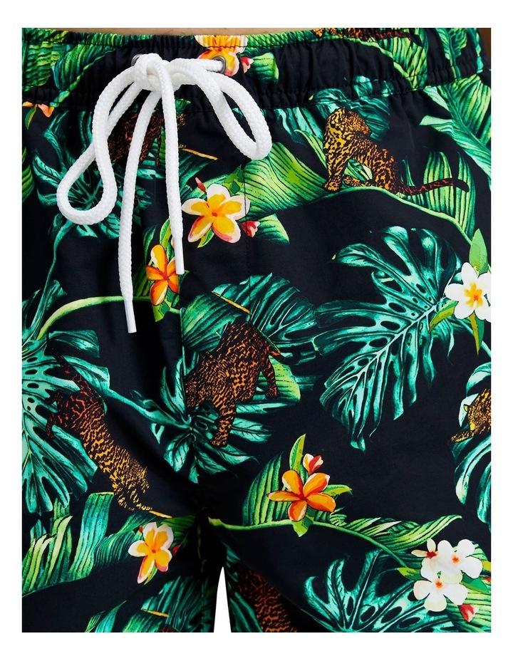 Jungle Cat Swim Short image 5