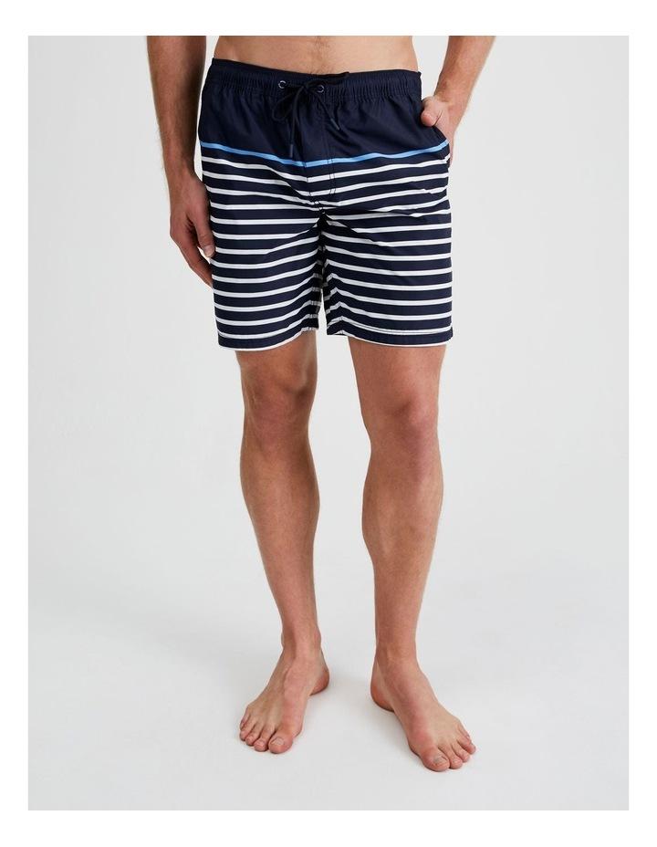 Stripe Swim Short image 1