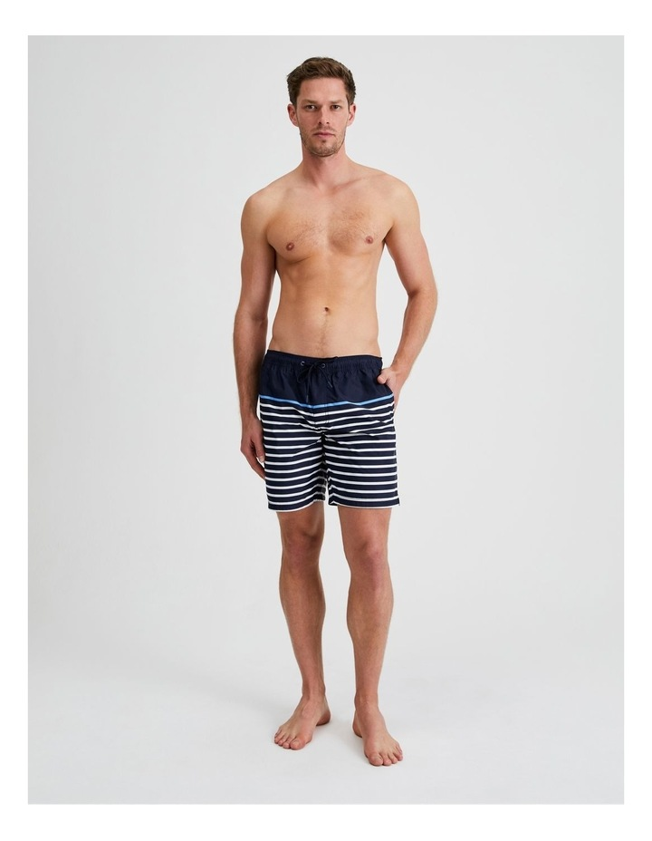 Stripe Swim Short image 4