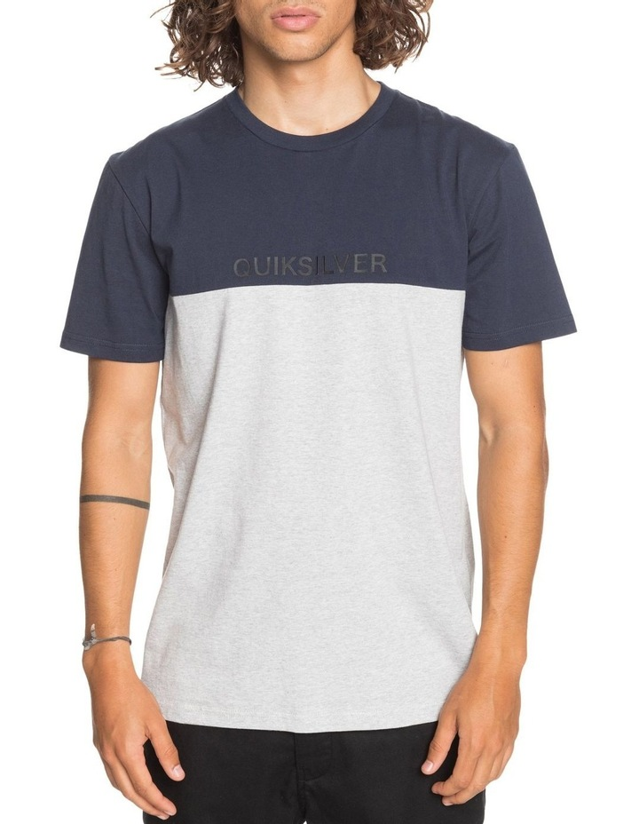 Quiver Water Spliced Short Sleeve Tee image 1