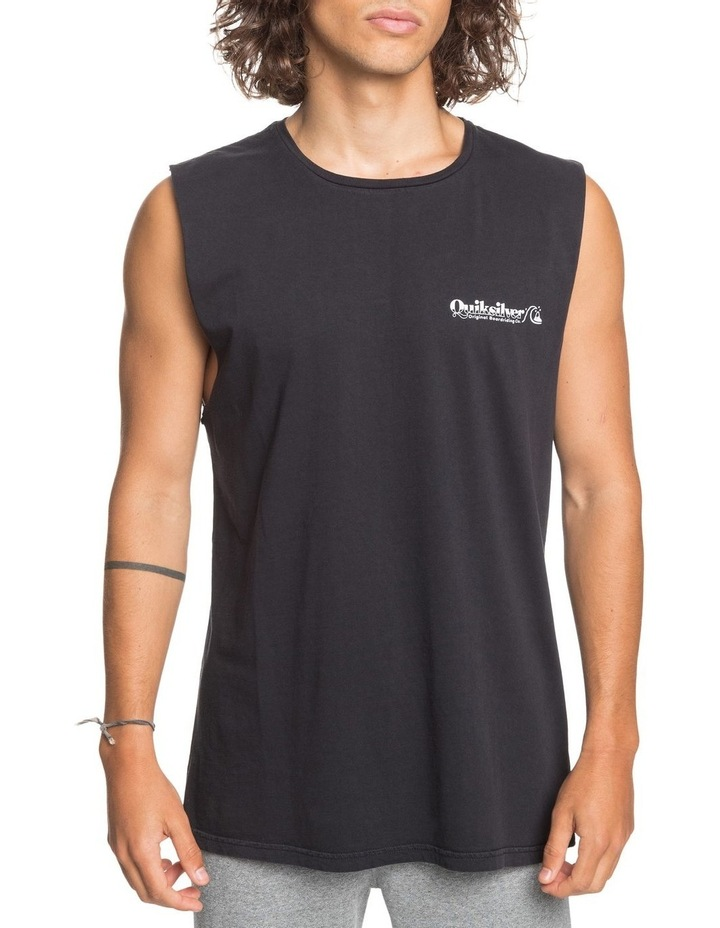 Sun Damaged Muscle Tee image 1