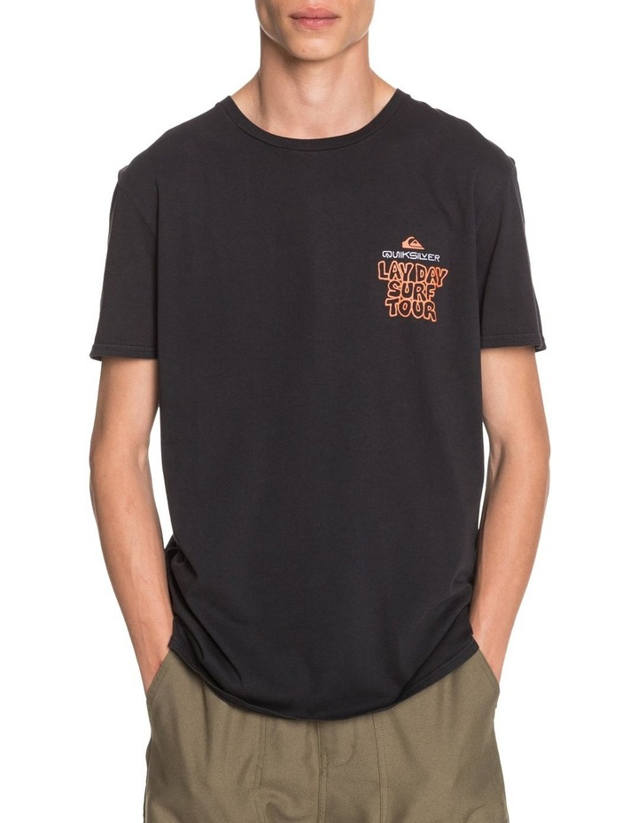 Different Sides Short Sleeve Tee image 1