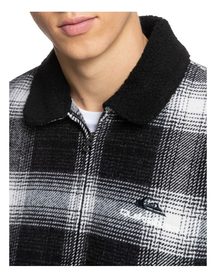 Shadow Foam Quilted Jacket image 7