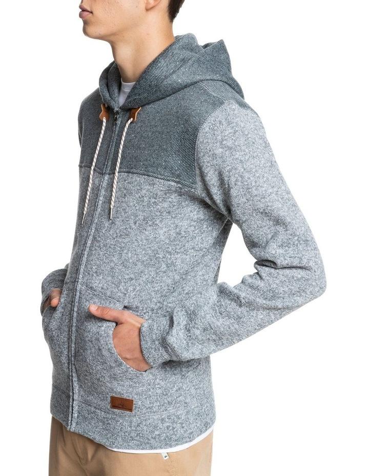 Kellor Block Zip Thru Polar Fleece Jacket image 2