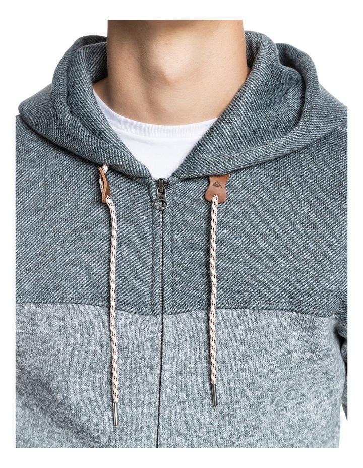 Kellor Block Zip Thru Polar Fleece Jacket image 5