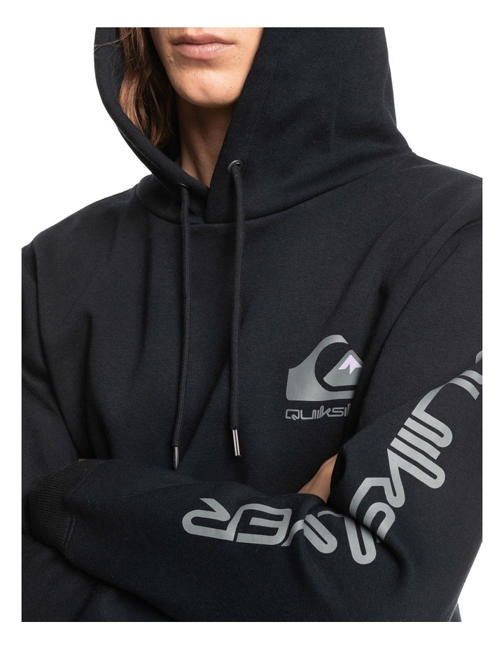 Omni Logo Ls Sweat Hoodie image 3