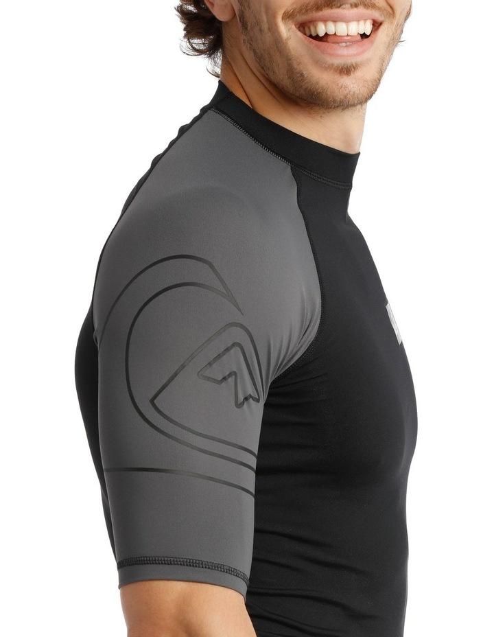 Active Short Sleeve Rash Top image 3