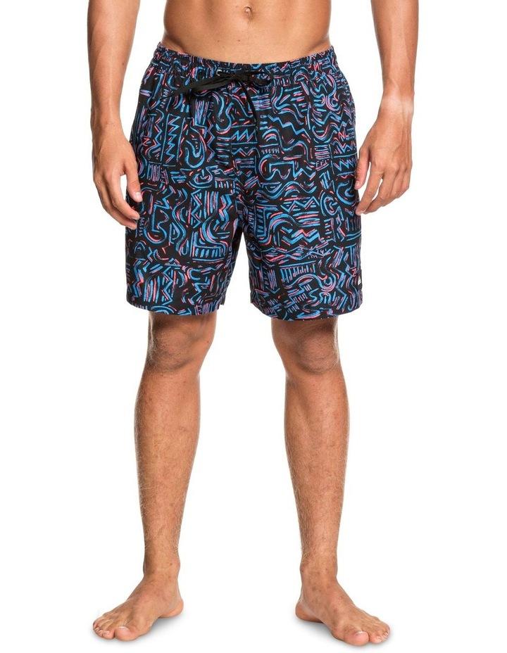 Tropical Brush Swim Shorts image 1