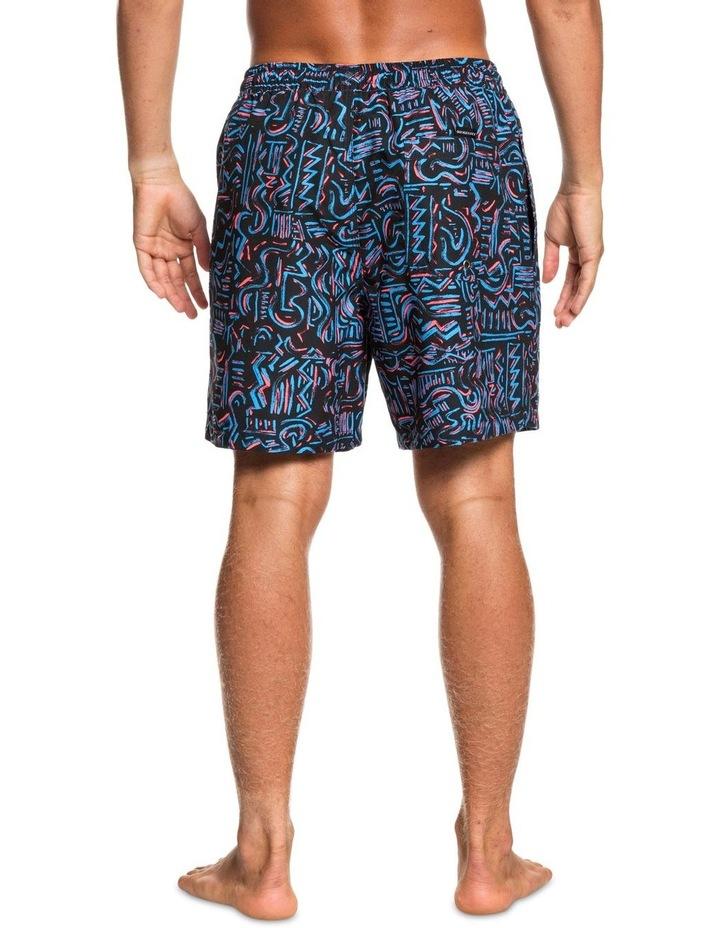 Tropical Brush Swim Shorts image 3