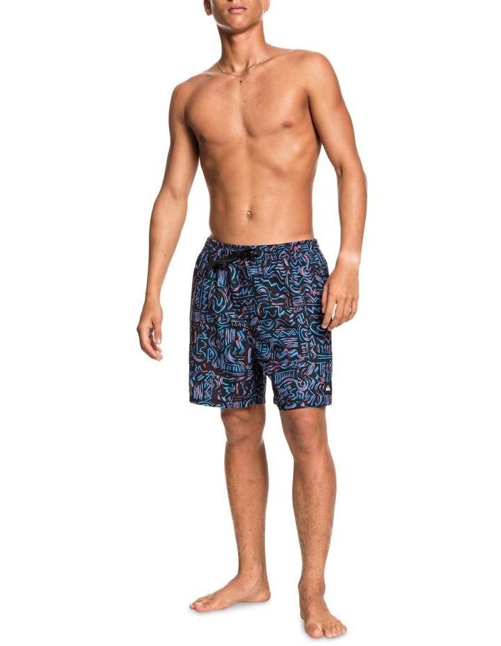 Tropical Brush Swim Shorts image 4