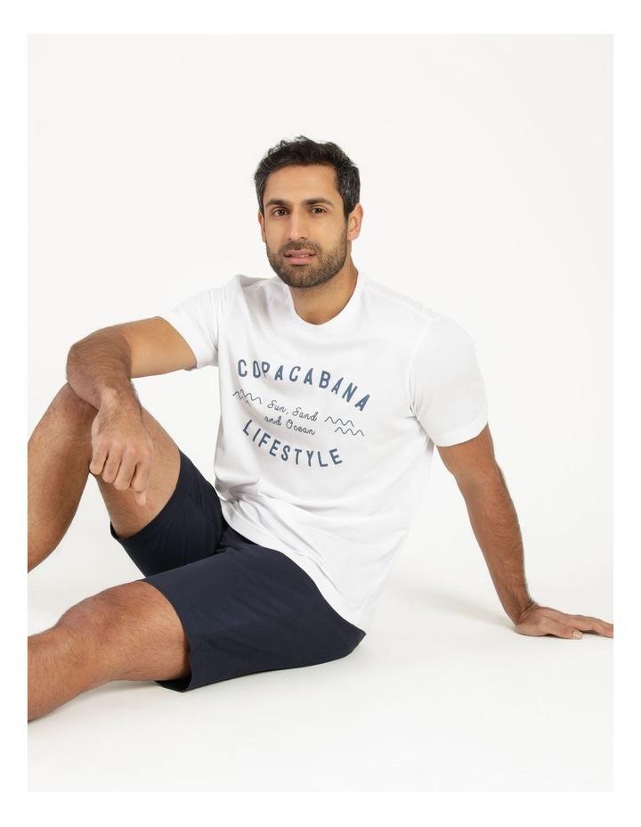 Copacabana Lifestyle Graphic T-Shirt image 4