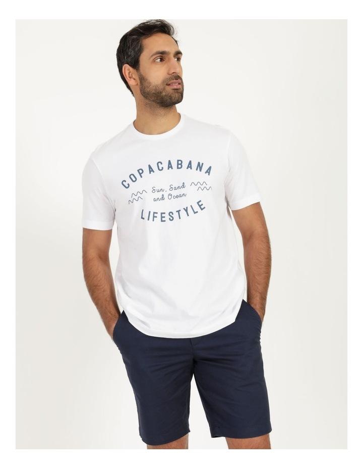 Copacabana Lifestyle Graphic T-Shirt image 5