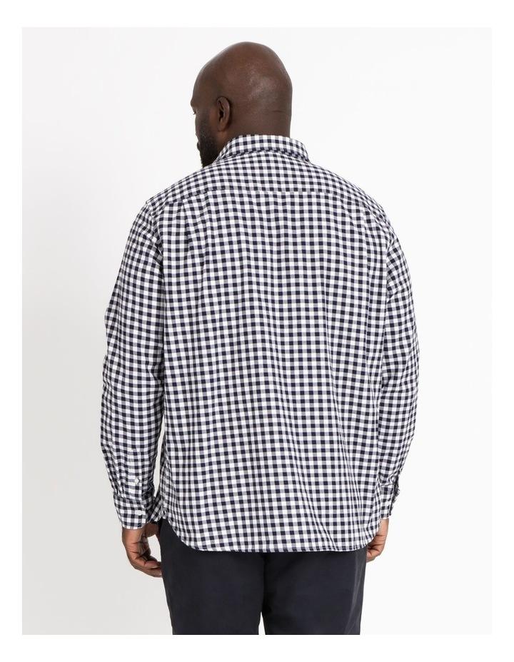 Frampton Gingham Check Long Sleeve Shirt image 3