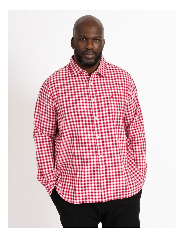 Frampton Gingham Check Long Sleeve Shirt image 1
