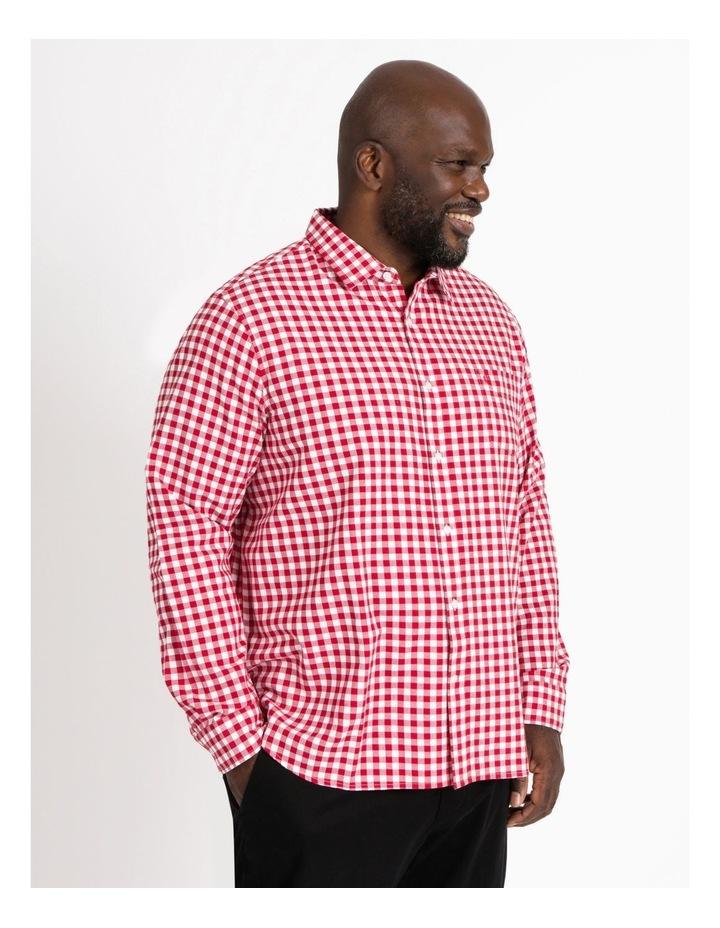 Frampton Gingham Check Long Sleeve Shirt image 2