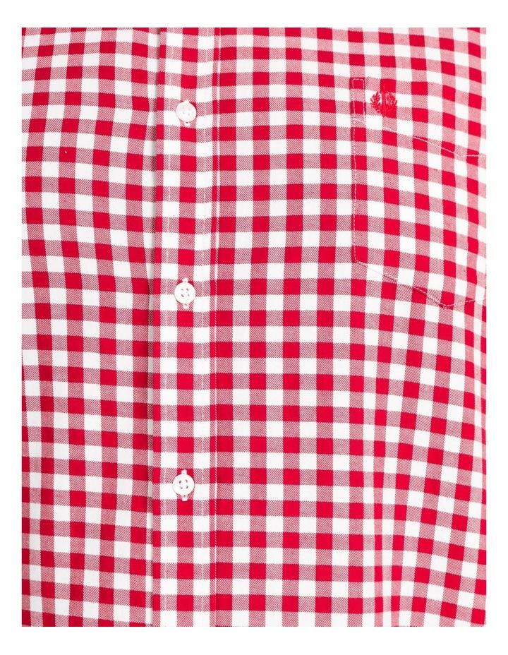 Frampton Gingham Check Long Sleeve Shirt image 5