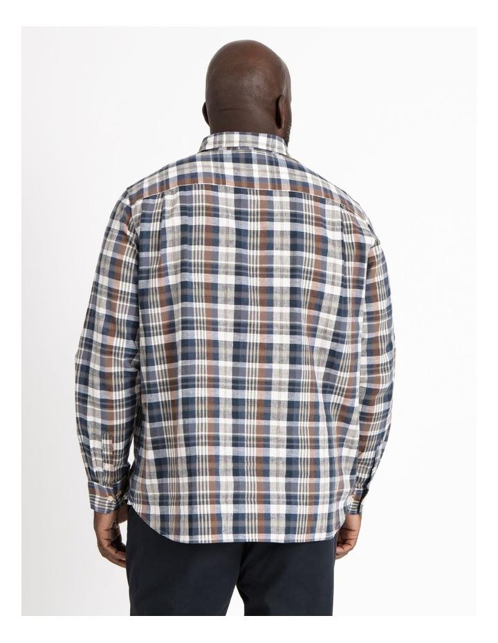 Clapton Check Long Sleeve Shirt image 3