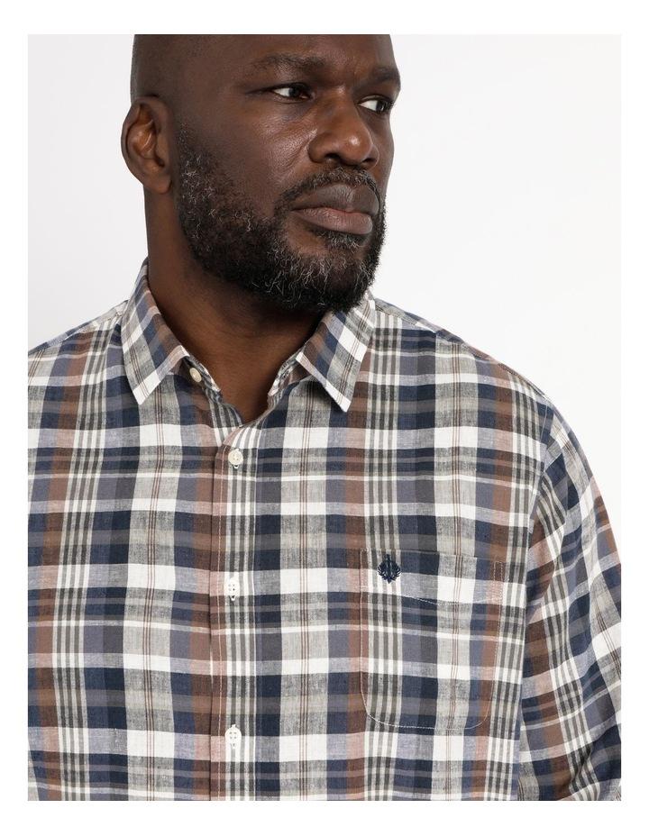 Clapton Check Long Sleeve Shirt image 4