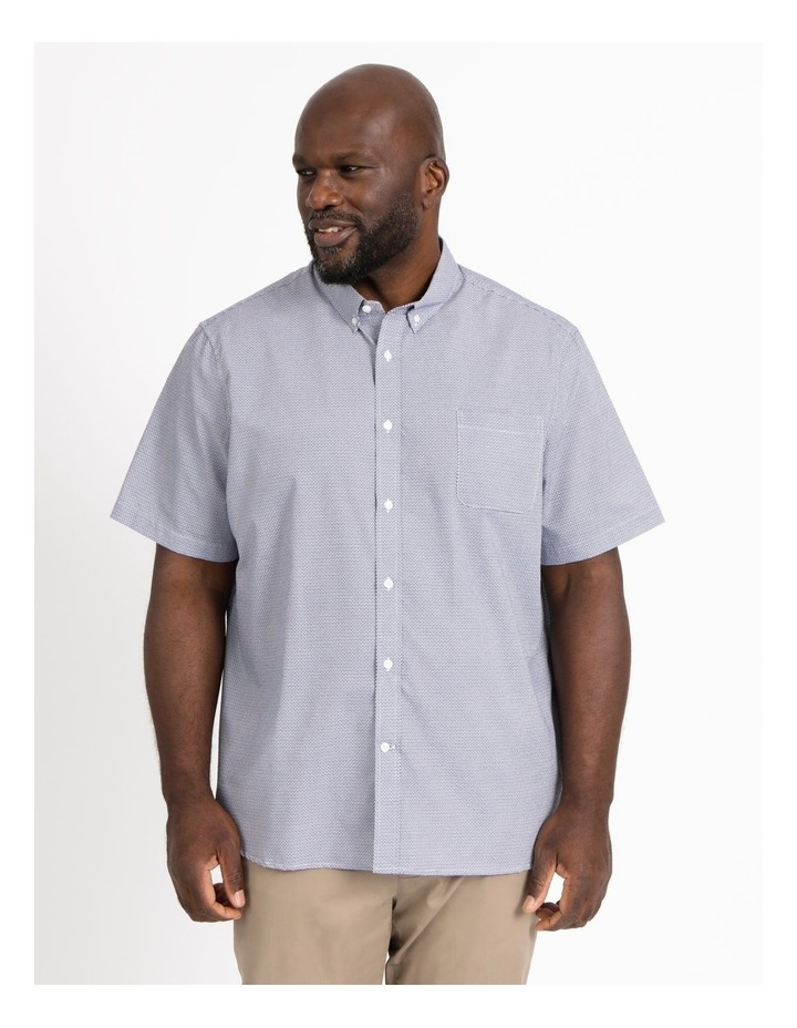 Coltrane Geo Print Short Sleeve Shirt image 1