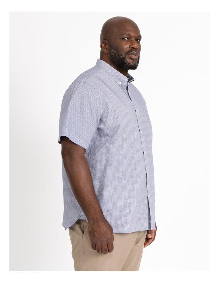 Coltrane Geo Print Short Sleeve Shirt image 2