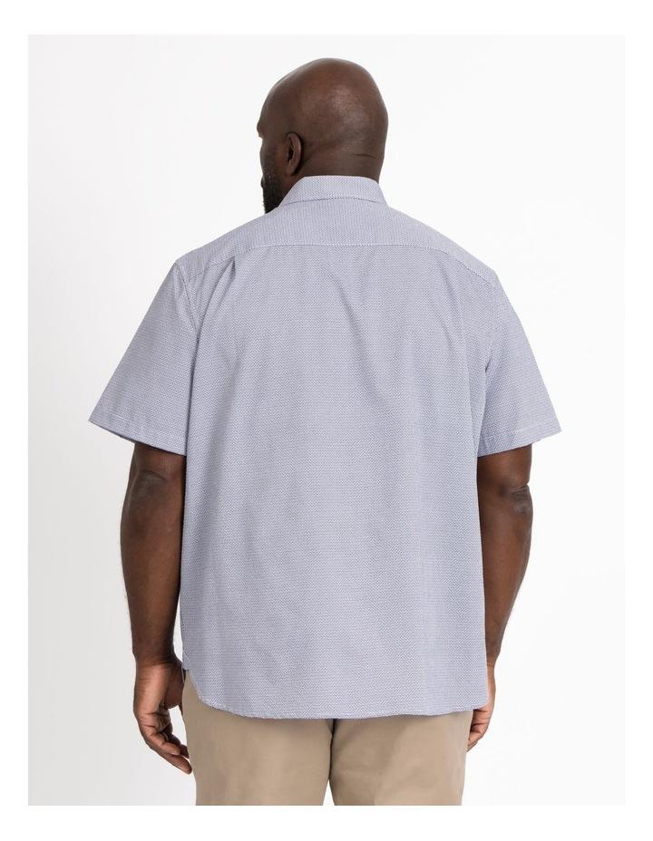 Coltrane Geo Print Short Sleeve Shirt image 3