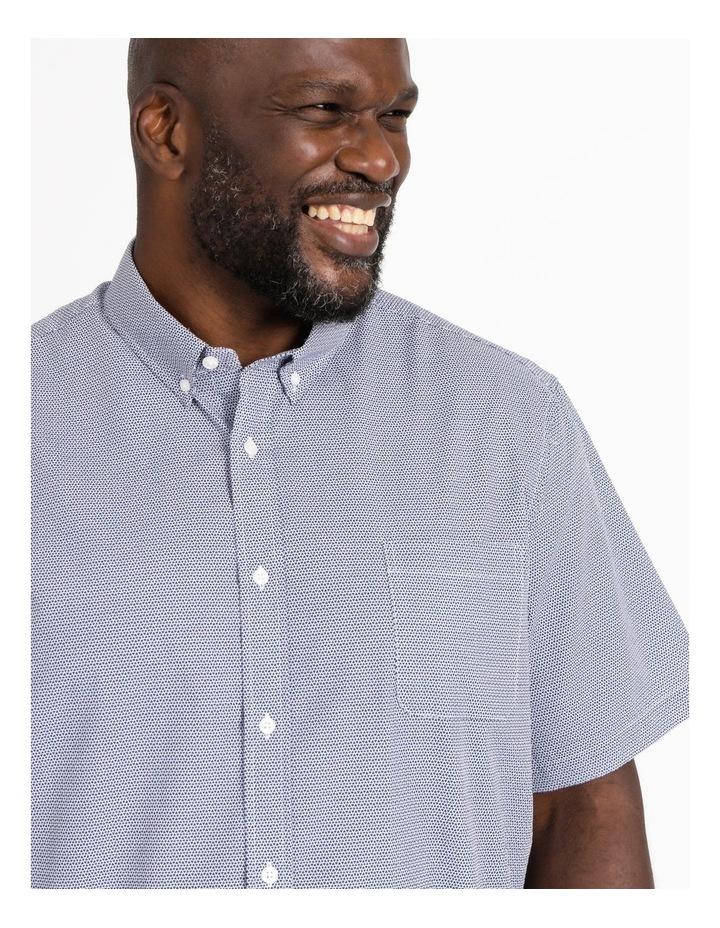 Coltrane Geo Print Short Sleeve Shirt image 4