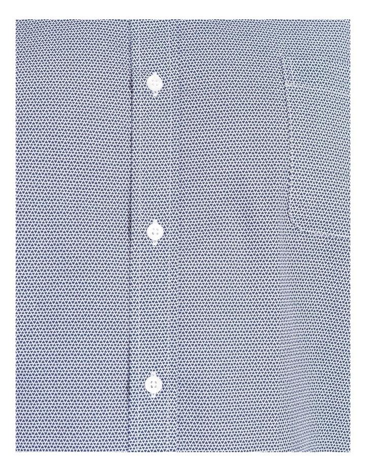 Coltrane Geo Print Short Sleeve Shirt image 5