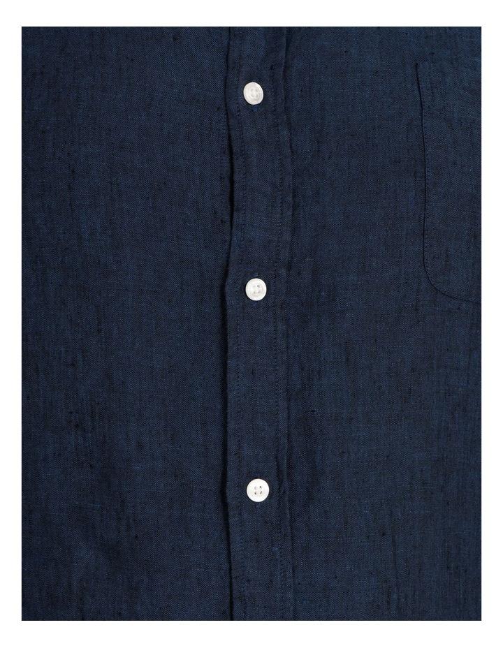 Bodega Linen Long Sleeve Shirt image 5