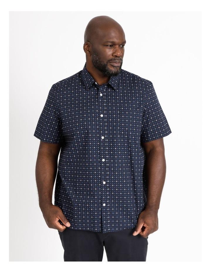 Fender Ditsy Geo Print Short Sleeve Shirt image 1